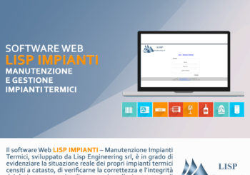 Lisp Impianti Software – Manutenzione e Gestione Impianti Termici